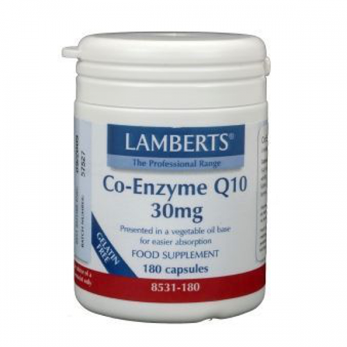 Co-enzyme Q10 30mg 180vc