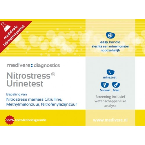 Nitrostress urinetest, Medivere, 1st