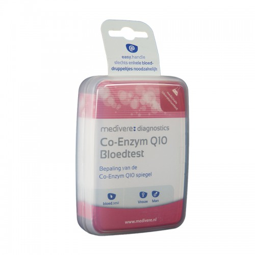 Co-Enzyme Q10 bloedtest